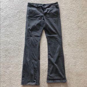 AE Bootcut Gray Pants